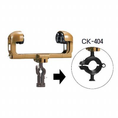 未来工業 ケーブルカッシャー(I形鋼用)400型(CK-404) 4個価格 CK-404