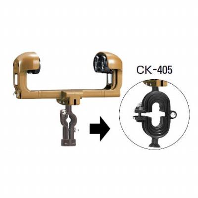 ケーブルカッシャー(I形鋼用)400型(CK-405) 4個価格 未来工業 CK-405