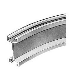 アルミレール(90°曲り)半径1.5m 1個価格 未来工業 CKA-15R