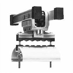 ケーブルカッシャー(アルミレール用)600型(CKA-602)(1個価格) ※受注生産品 未来工業 CKA-602