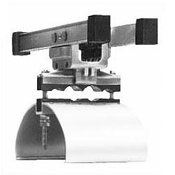 ケーブルカッシャー(アルミレール用)600N型(CKA-604N)(1個価格) ※受注生産品 未来工業 CKA-604N