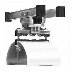 ケーブルカッシャー(アルミレール用)600N型(CKA-604N)(3個価格) ※受注生産品 未来工業 CKA-604N