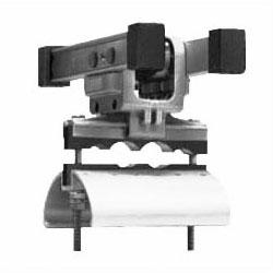 ケーブルカッシャー(アルミレール用)600型(CKA-604)(3個価格) ※受注生産品 未来工業 CKA-604