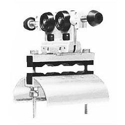ケーブルカッシャー(アルミレール用)650型(CKA-653)(1個価格) ※受注生産品 未来工業 CKA-653