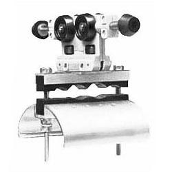 ケーブルカッシャー(アルミレール用)650型(CKA-654)(1個価格) ※受注生産品 未来工業 CKA-654