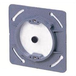 中形四角用ノントロ塗代カバー(磁石付)丸型 100個価格 未来工業 OF-11PG