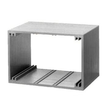 セーリスボックス用(樹脂・鉄製ボックス用)3ヶ用 10個価格 未来工業 OF-182J