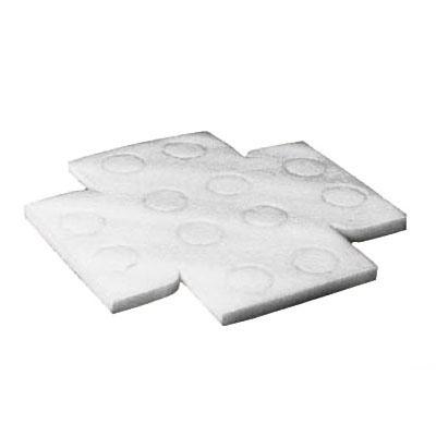 鉄製アウトレットボックス用 大形四角(深型)断熱シート 50枚価格 未来工業 OF-LB-P