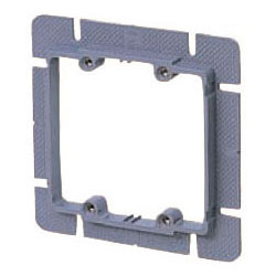 塗代付プラスチック製塗代カバー 2個用 100個価格 未来工業 OFL-12P2