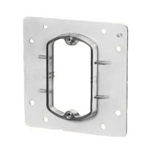 大形四角用透明塗代カバー 小判型 100個価格 未来工業 OFL-12PC