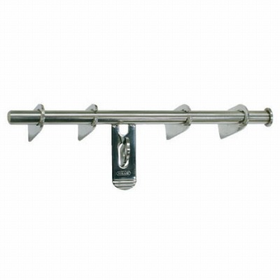 ステンレス丸棒貫抜 溶接用 16×600mm SMZ