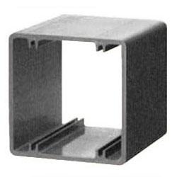 大形四角用ボックス用継枠(樹脂・鉄製ボックス用) 10個価格 未来工業 OF-119J