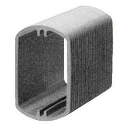 塗代カバー継枠(プラスチック製)小判型 10個価格 未来工業 OF-12J