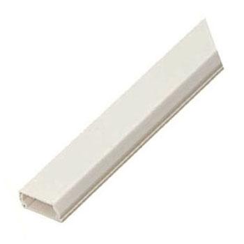 プラモール(テープ無) VVFケーブル用 1号 ミルキーホワイト 100本価格 未来工業 PML-1M
