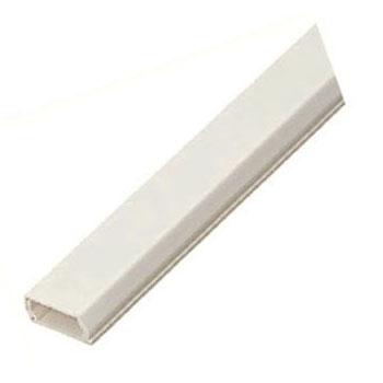 プラモール(テープ無) VVFケーブル用 3号 ミルキーホワイト 50本価格 未来工業 PML-3M