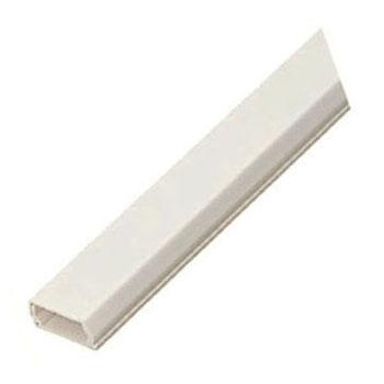 プラモール(テープ無) VVFケーブル用 5号 ミルキーホワイト 20本価格 未来工業 PML-5M