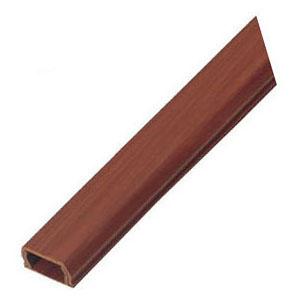 プラモール(ウッドタイプ・テープ付)1号 ブビンガ調 100本価格 未来工業 WML-1T2