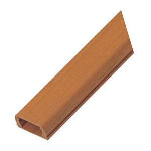 プラモール(ウッドタイプ・テープ付)1号 ケヤキ調 100本価格 未来工業 WML-1T3