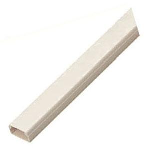Eモール(テープ付)2号 ミルキーホワイト 50本価格 未来工業 EML-2MT