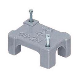 コンサドル(コンクリート・ブロック壁用)台紙付 ニュータイプ CS-2NS 20包価格 未来工業 CS-2NS