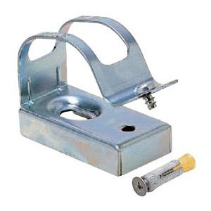 台付鉄片サドル(アンカープラグ付)適合CD・VE管16 台高さ10mm 50個価格 未来工業 SKD-16B-A