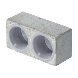 ブロックコネクタ カクフレキ100用 9条(1個価格) ※受注生産品 未来工業 KFEKB-100-9