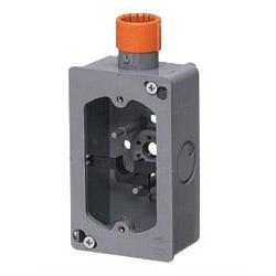 埋込スイッチボックス(Gタイプ・塗代カバー付・1方出)CDO-M16SGF 50個価格 未来工業 CDO-M16SGF