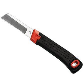 未来工業 電工ナイフ(ゴムグリップ) デンコーマック ナイフ全長240mm 10本価格 DM-11H