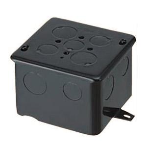 四角コンクリートボックス(鉄製) 中型四角H75 15個価格 未来工業 OF-4CB-75N