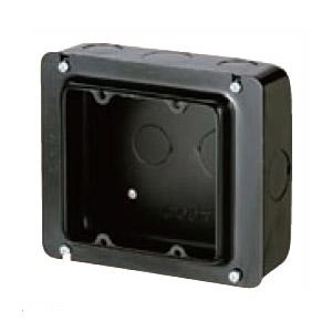 埋込スイッチボックス(鉄製セーリスボックス・塗代付・2個用) 20個価格 未来工業 OF-CSW-2N