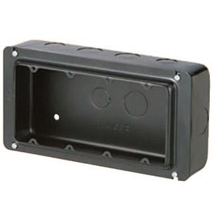 未来工業 埋込スイッチボックス(鉄製セーリスボックス・塗代付・4個用) 10個価格 OF-CSW-4N