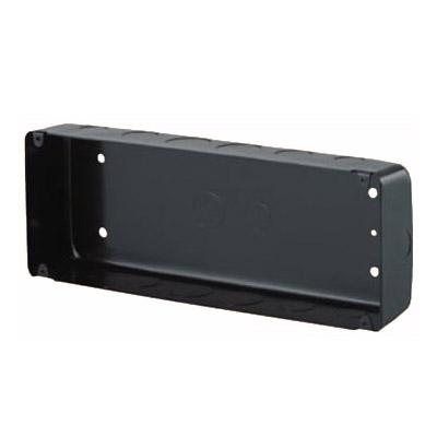 埋込スイッチボックス(鉄製セーリスボックス・塗代無・6個用) 10個価格 未来工業 OF-CSW-6N-O