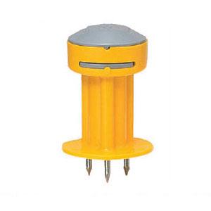 M12ボルト用 ニューカラーインサート(型枠用)プラスチック製インサート 緑 100個価格 未来工業 MSK-12G