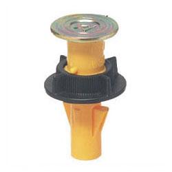 未来工業 パッキン無 カラー・ヘッダーインサート(デッキプレート用)黄 200個価格 ND-3NY