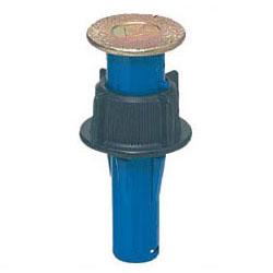 4分ボルト用 カラー・ヘッダーインサート(デッキプレート用)緑 100個価格 未来工業 ND-4G