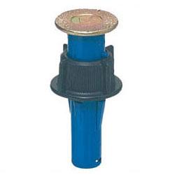 4分ボルト用 カラー・ヘッダーインサート(デッキプレート用)赤 100個価格 未来工業 ND-4R