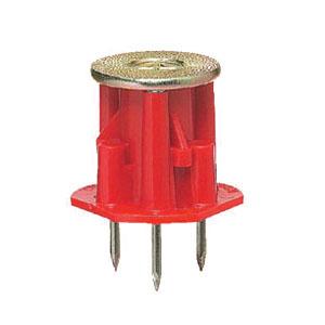 3分ボルト用 カラー・ヘッダーインサート(型枠用)緑 300個価格 未来工業 NK-3G