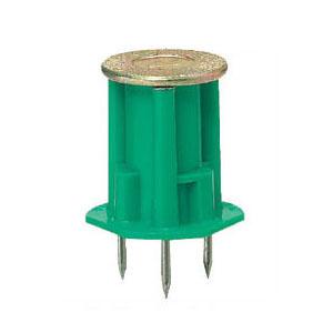4分ボルト用 カラー・ヘッダーインサート(型枠用)赤 100個価格 未来工業 NK-4R