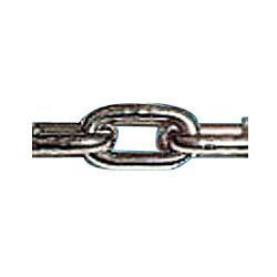 ステンレスショートチェーン 線径19×内長57×内巾29mm 1巻30m価格 水本機械 19-S