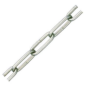 水本機械 一般用レギュラーチェーン 線径4×内長20×内巾6mm 1巻30m価格 4-A