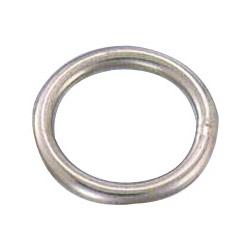 水本機械 ステンレス金具 丸リンク 5個価格 R-25-200