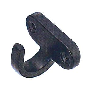 ステンレス金具 エレガンスフック ブラック 20個価格 水本機械 CHC-30B