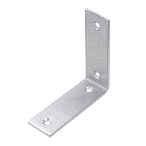 水本機械 ステンレス補強金具 コーナー金具(角)タイプ1 30個価格 KL-2045