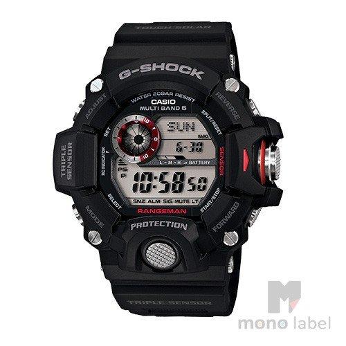 【並行輸入品】[gshock] カシオ 腕時計 G-SHOCK ジーショック GW-9400-1 メンズ