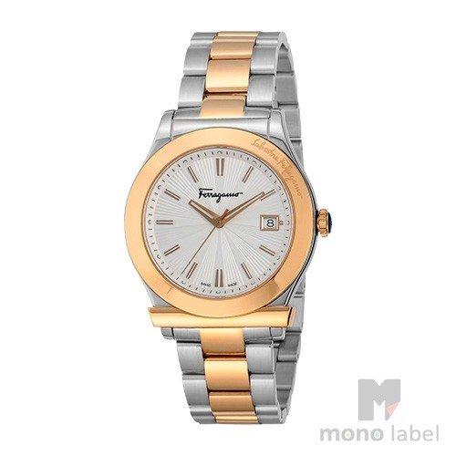 【父の日 プレゼント】【父の日ギフト】【並行輸入品】[SALVATORE FERRAGAMO] サルヴァトーレ フェラガモ 腕時計 メンズ FF3070014