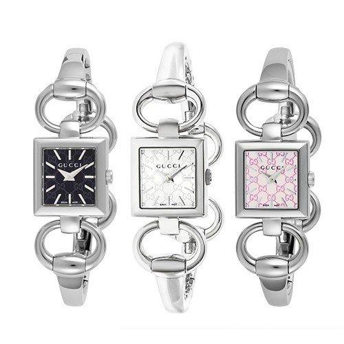 【並行輸入品】 グッチ 時計 レディース GUCCI 腕時計 YA120513 YA120514 YA120515