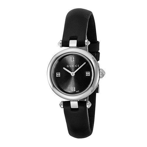 【並行輸入品】[GUCCI] グッチ 腕時計 レディース ディアマンティッシマ コレクション YA141506 ブラック