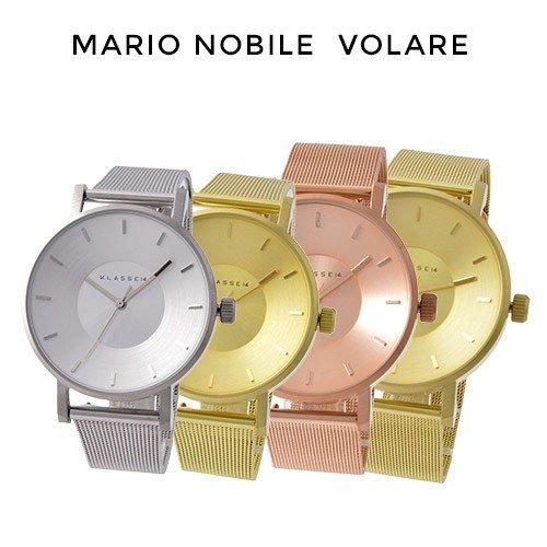 【並行輸入品】 KLASSE14 クラス14 メンズ レディース 時計 腕時計 MARIO NOBILE VOLARE ステンレス メッシュバンド VO14GD002W VO14GD002M VO14SR002W VO14SR002M VO14RG003W VO14RG003M 【1904お買い物】
