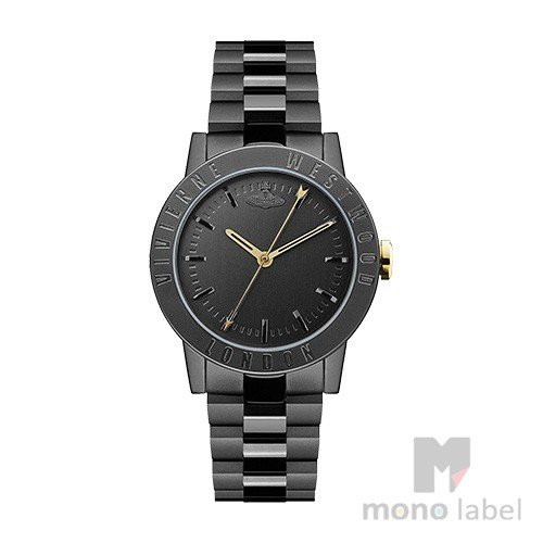 【並行輸入品】[VIVIENNE WESTWOOD] ヴィヴィアンウエストウッド 腕時計 VV213BKBK レディース