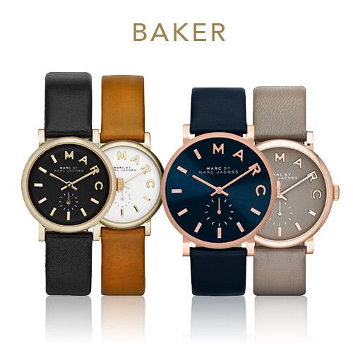 【並行輸入品】 マークバイマークジェイコブス 腕時計 Marc by Marc Jacobs Baker ベーカー レディース MBM1273 MBM1269 MBM1331 MBM1329 MBM1318 MBM1266 MBM1317 MBM1316 MBM283 MBM1284